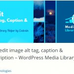 WordPress Media Library Helper by Codexin